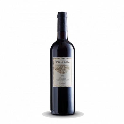 Pian di NovaIl Borro Tuscany Toscana Wine of Italy Michal Procházka Vinotéka Klánovice