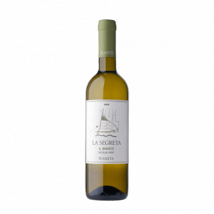 Planeta LA SEGRETA Wine of Italy Michal Procházka Vinotéka Klánovice