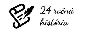 24 ročná história