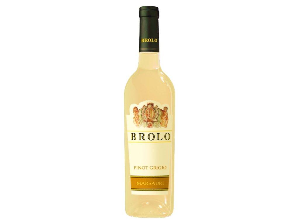 Marsadri Pinot Grigio Brolo