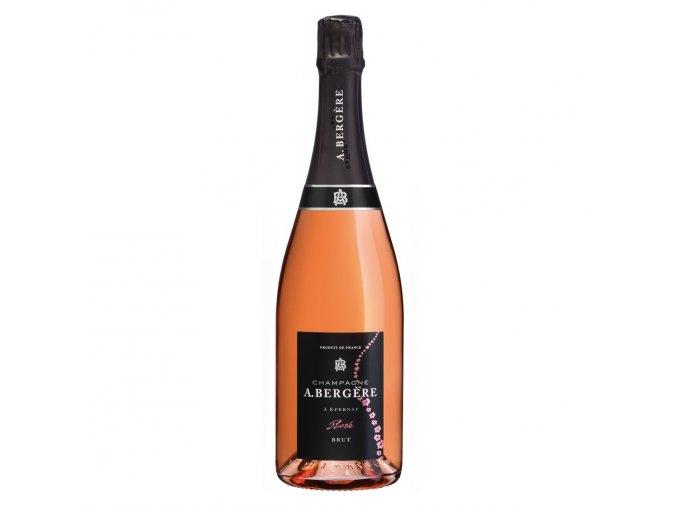 A. Bergere Champagne Rose Brut