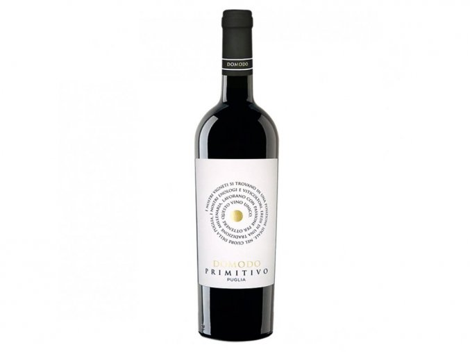 Primitivo Domodo Puglia IGT 2019
