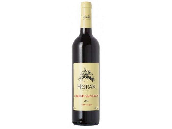 118 2015 cabernet sauvignon vzh