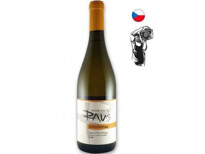 Chardonnay bobule 2019