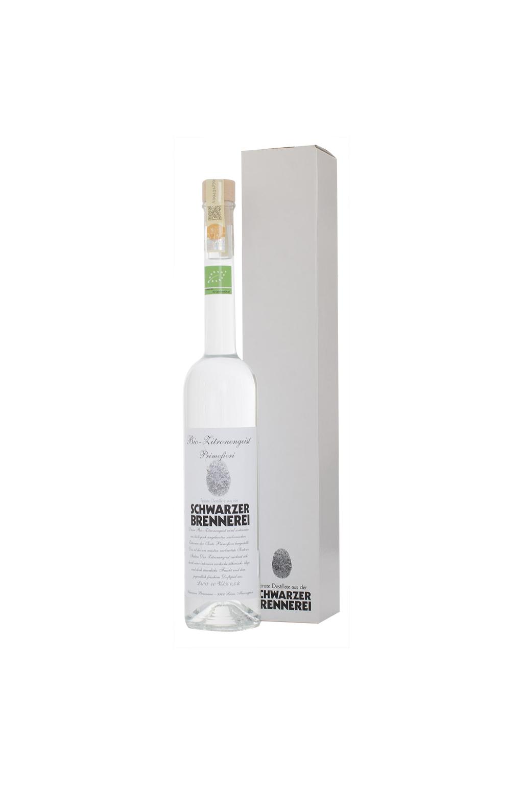 Bio-Zitronengeist Citronový destilát
