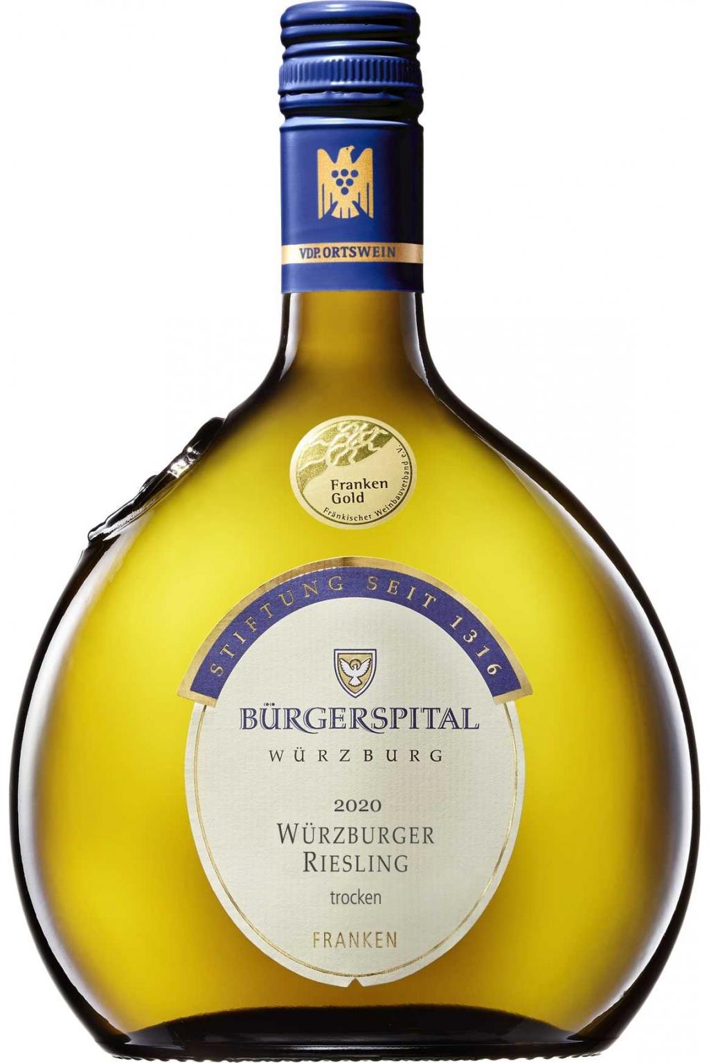 buergerspital wuerzburger riesling trocken
