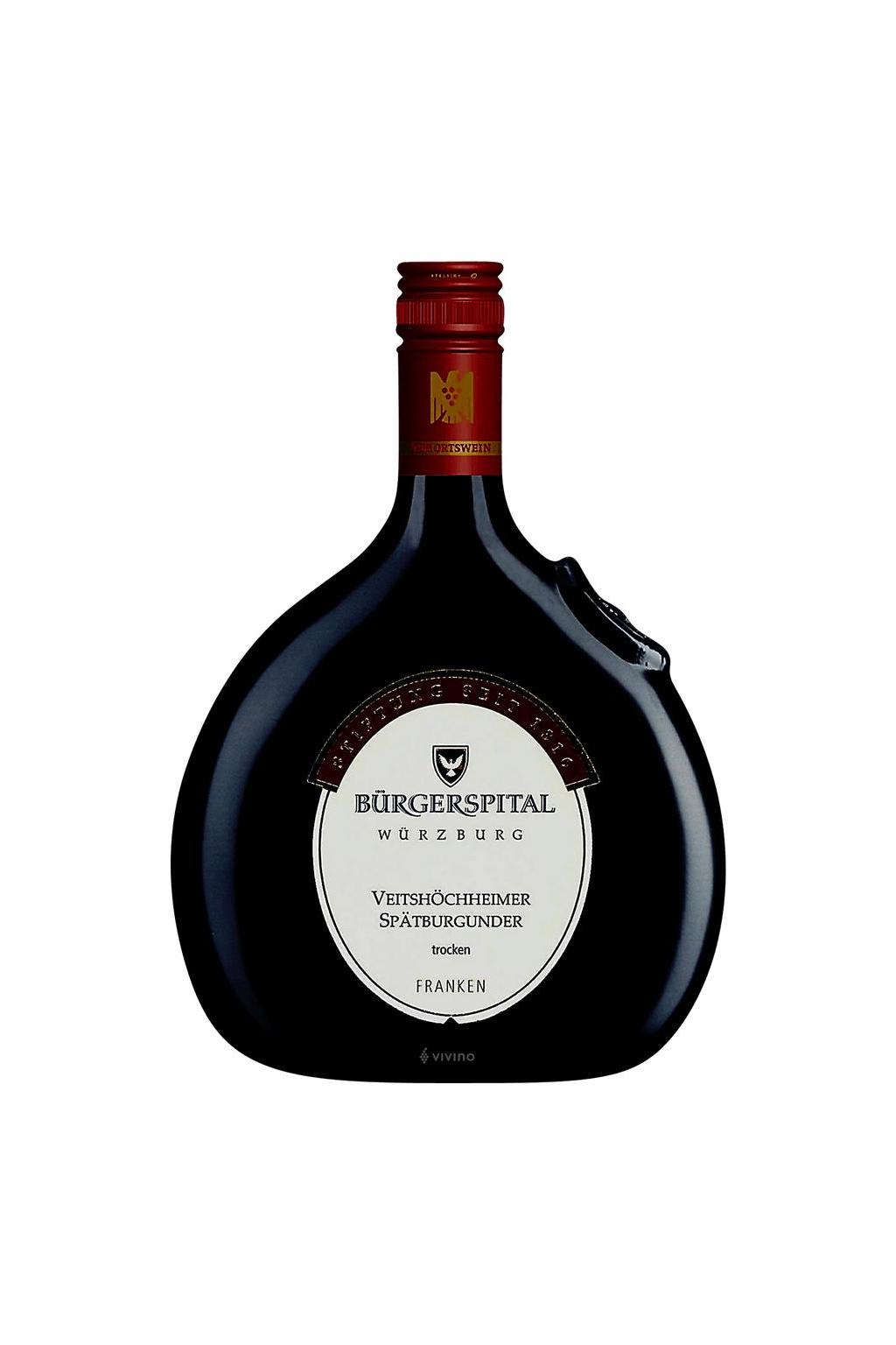 Pinot Noir Veitshöchheimer Spätburgunder