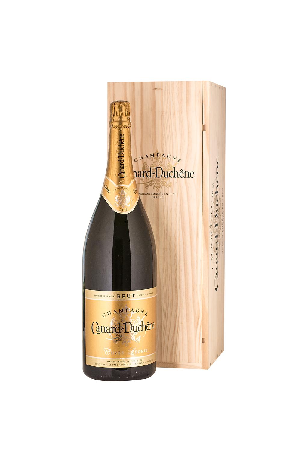 Champagne Cuvée Leonie Brut Jeroboam 3l