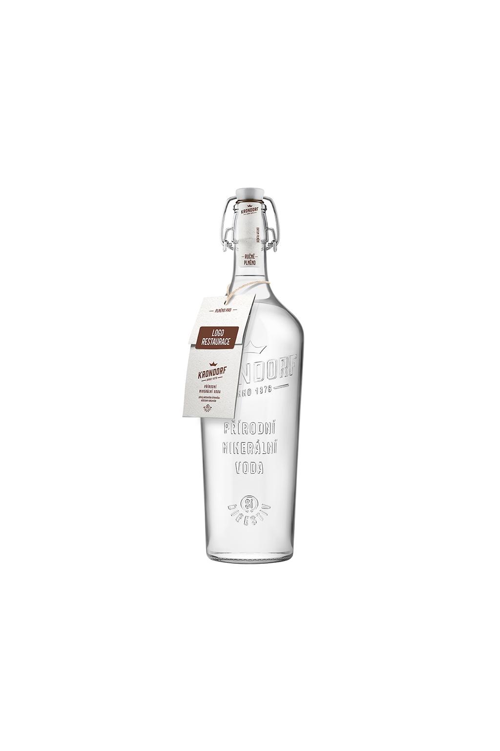 voda Krondorf 1 litr