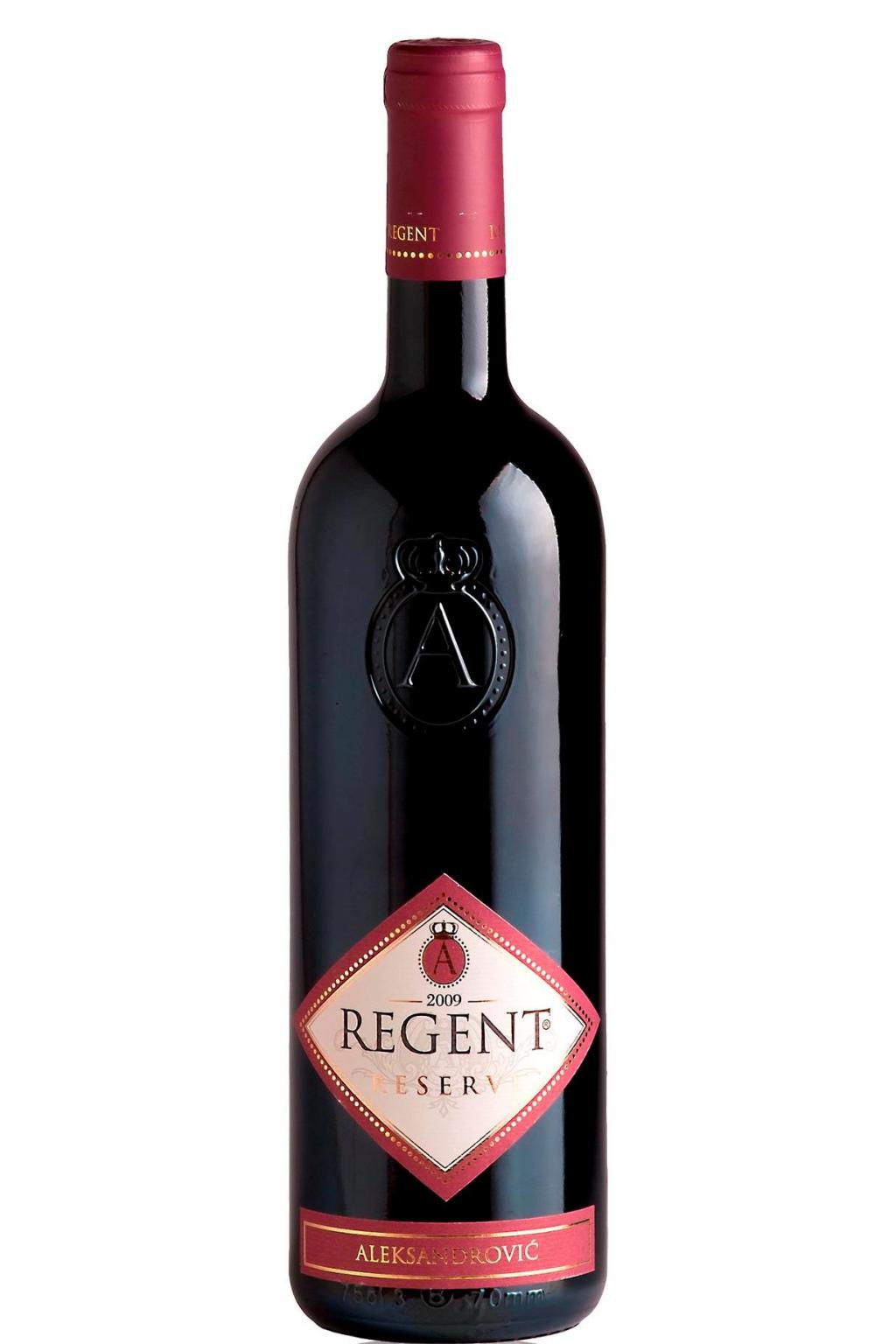 Cuvée 'Regent' Cab. Sauvignon-Merlot