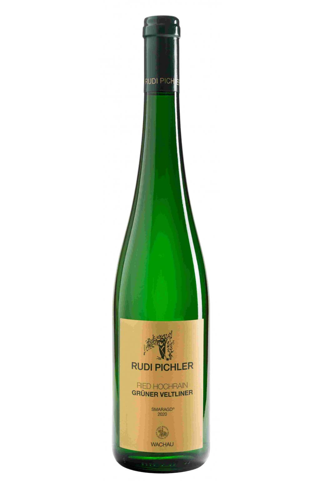 Gruener Veltliner Smaragd Hochrain RUDI PICHLER