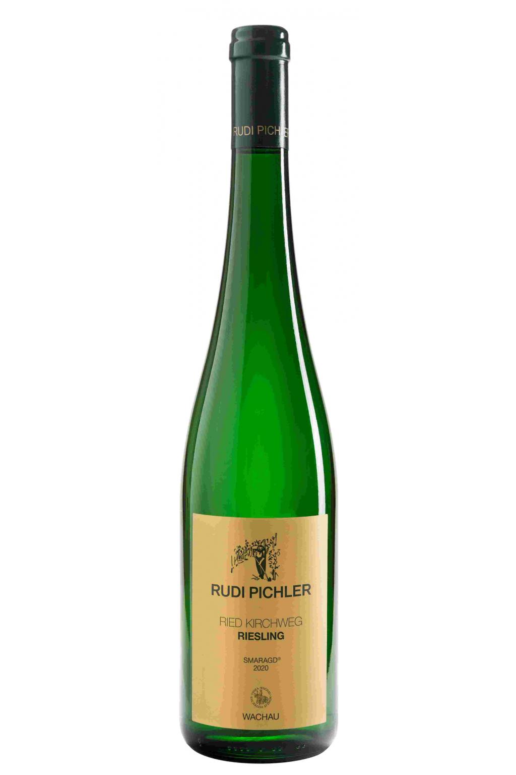 RudiPichler Riesling Ried Kirchweg Smaragd 2020 web