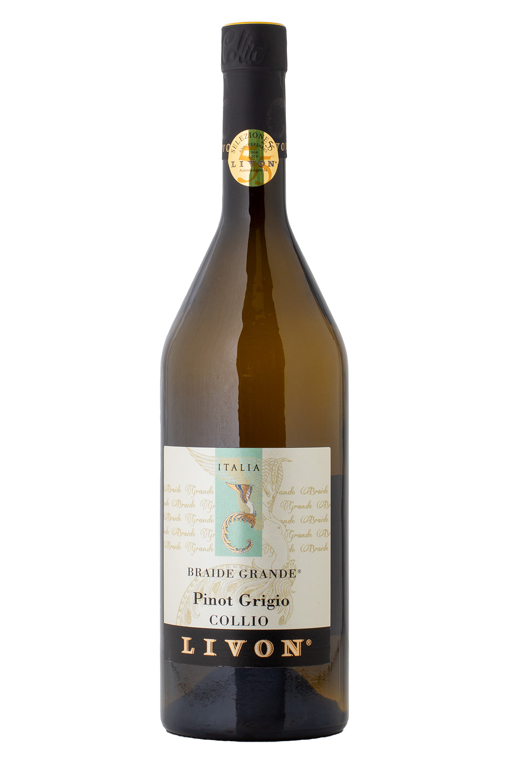 Livon Pinot Grigio GRAN CRU braide grande web