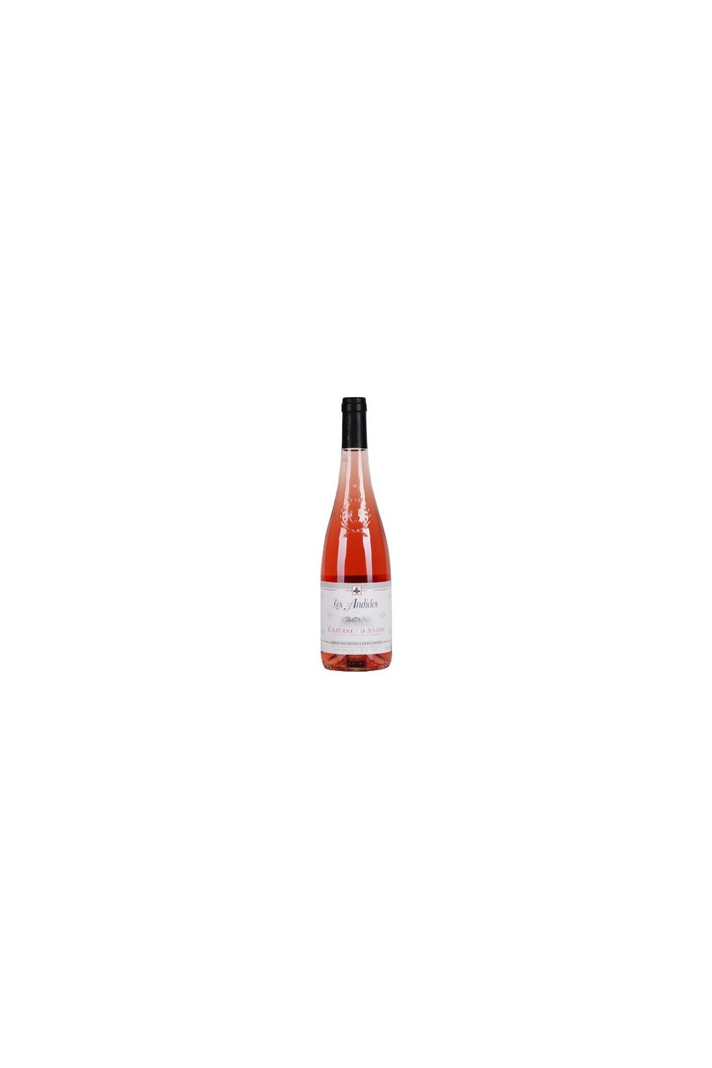 Cabernet d´Anjou Rosé Les Andides