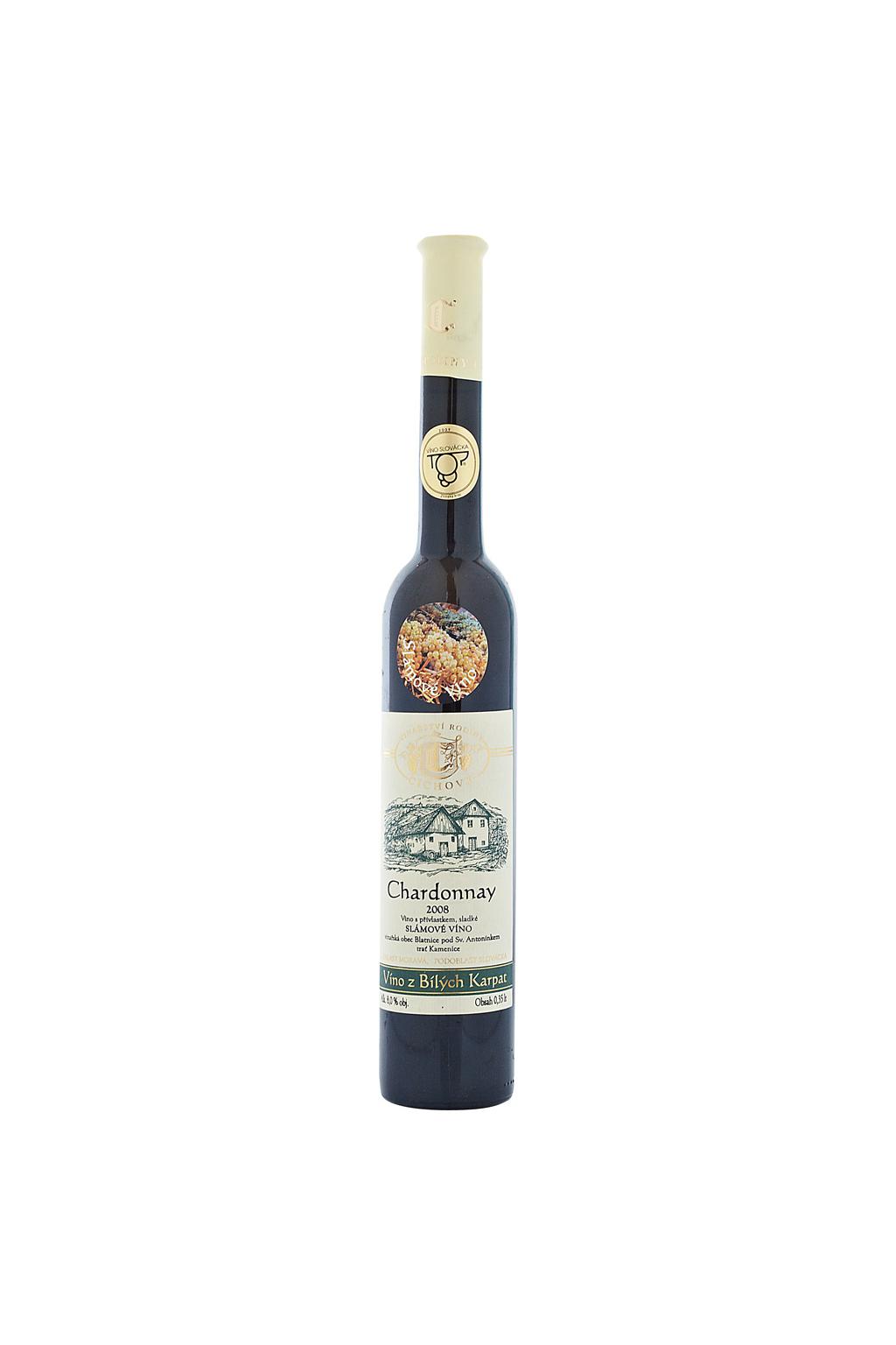Chardonnay slámové 0,2l