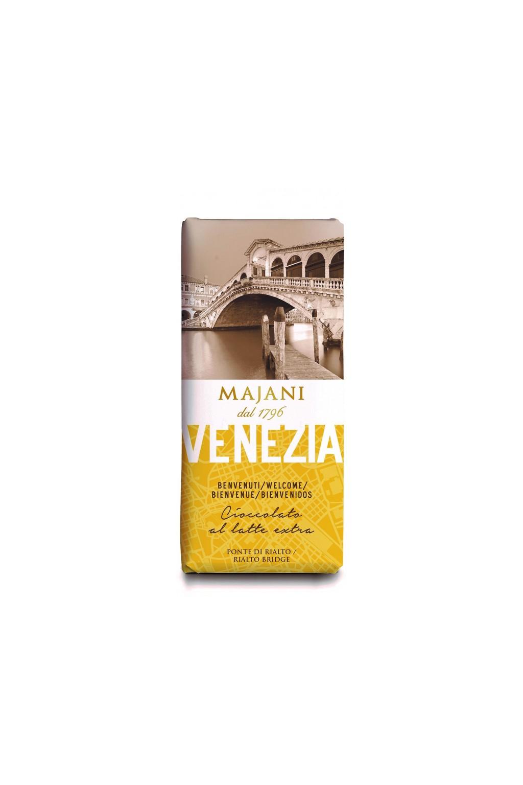 čokoláda mléčná Venezia 100g