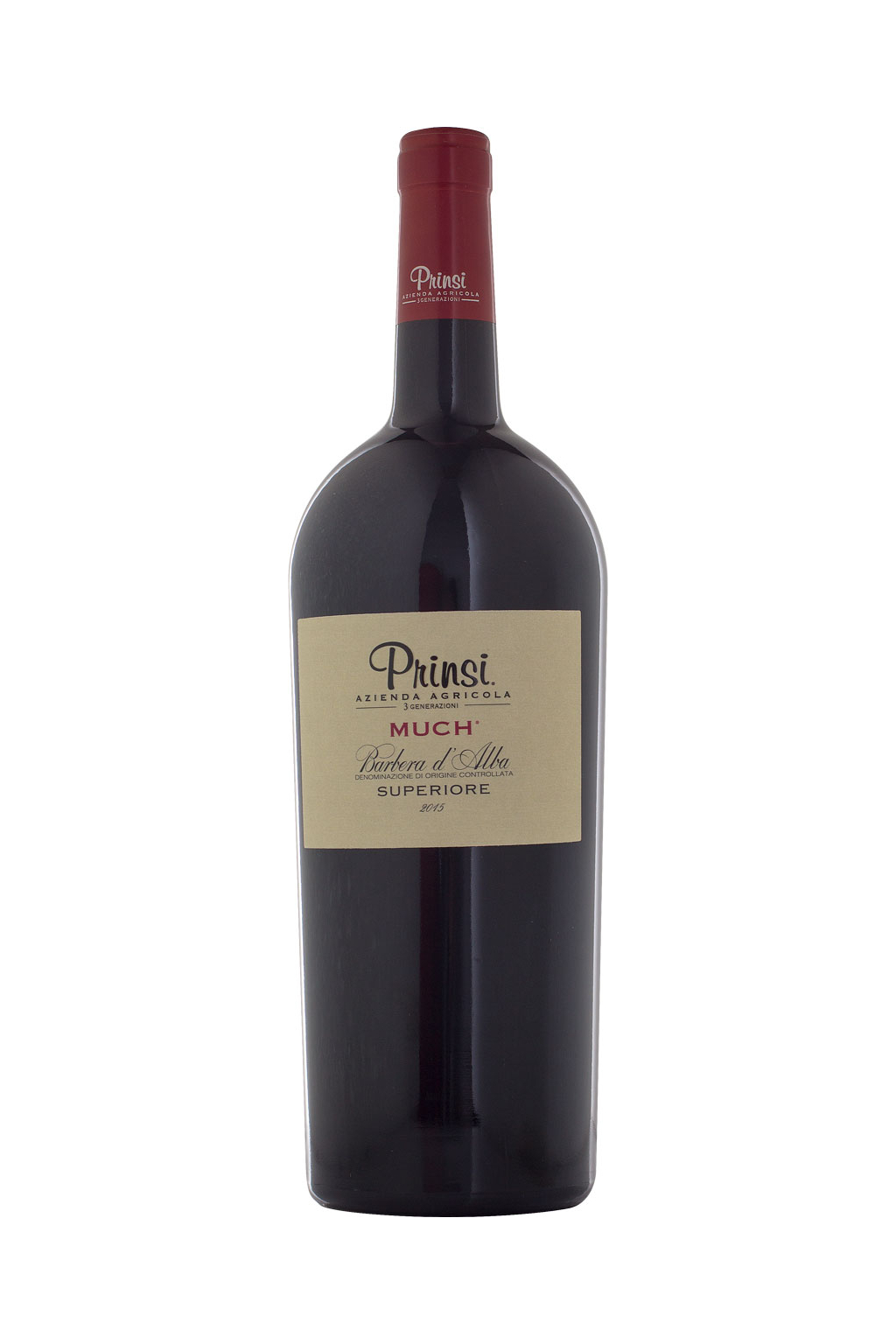 Barbera d'Alba Much Magnum 1,5l