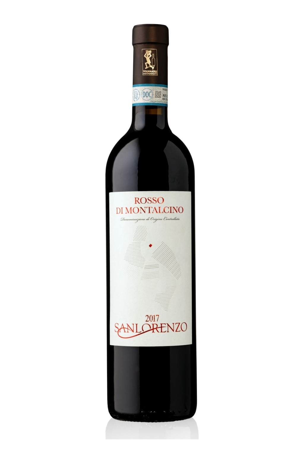 Rosso di Montalcino 2017 San Lorenzo (002)