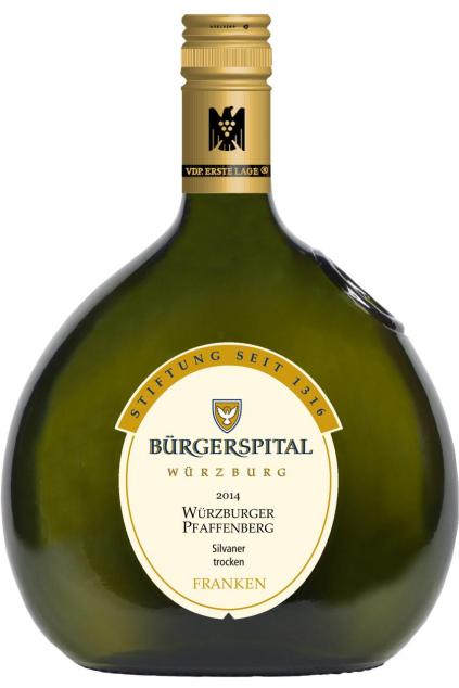 Silvaner Würzburger Pfaffenberg Erste Lage