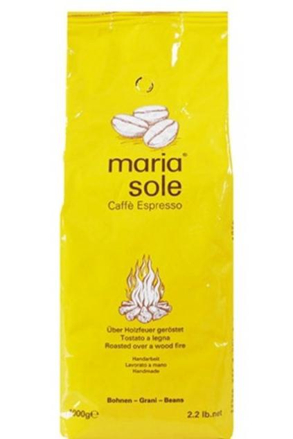 Káva MariaSole Espresso zrnková 1000g