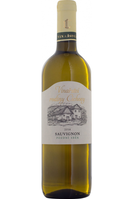 Sauvignon pozdní sběr