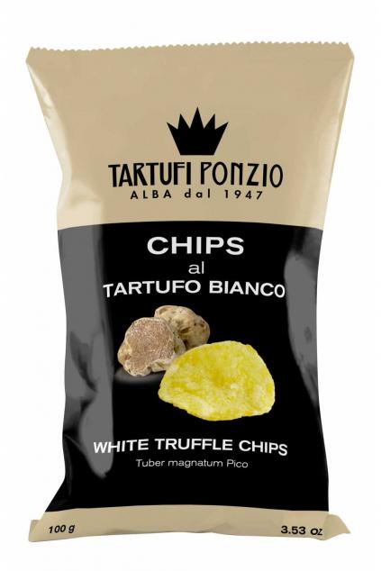 chipsy s bilym lanyzem 100g