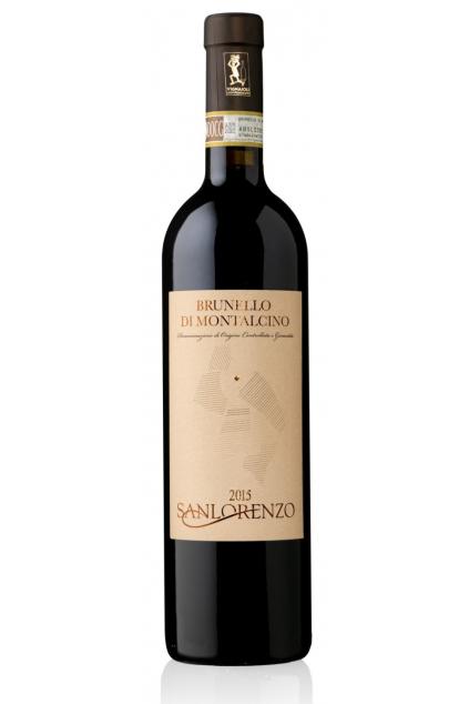 Brunello di Montalcino 2015 San Lorenzo (003)