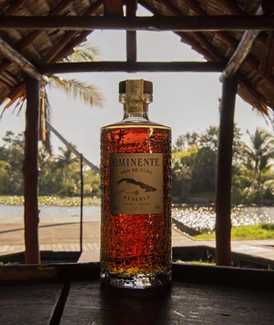 Přivítejte nový kubánský rum Eminente