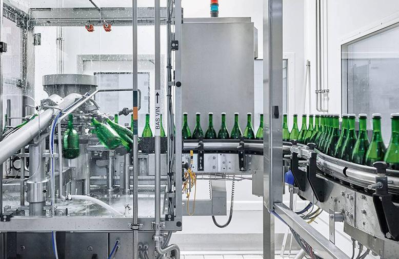 Zpracování vína a výroba