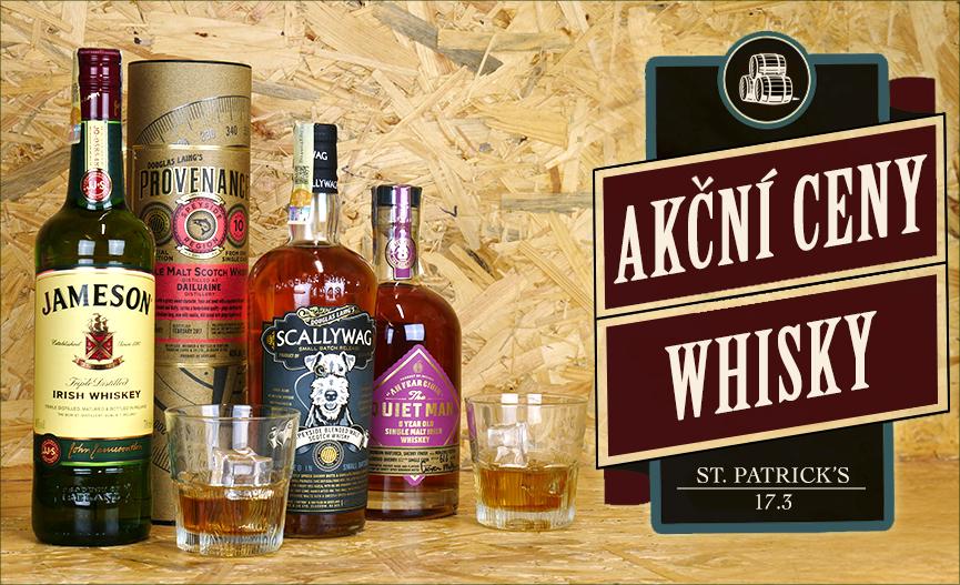 Whisky Akce
