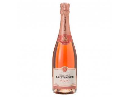 Champagne Taittinger Prestige Rose Brut 1 1000x1000