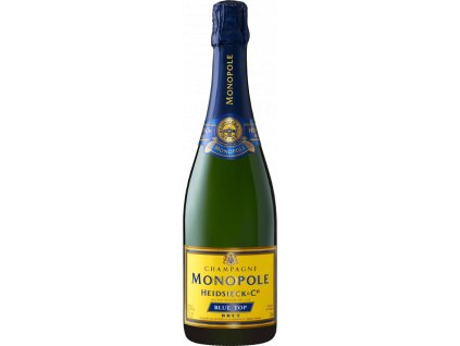 HEIDSIECK & CO MONOPOLE BLUE TOP BRUT (0,75L)