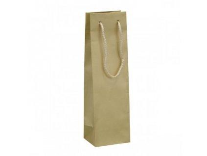 taska na vino gold 12x10x41