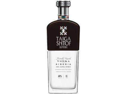 Taiga Shtof Vodka 40% 1l