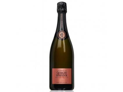 champagne brut rose vintage 2005