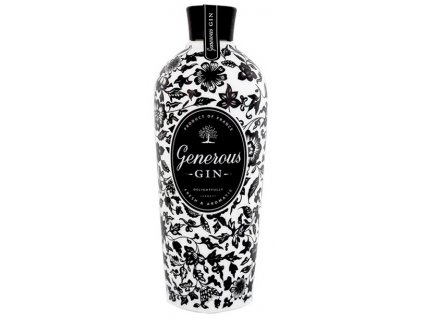 generous gin 700ml big