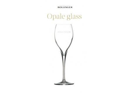 Bollinger Opale glass