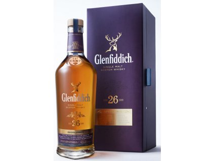 glenfiddich 26 box big