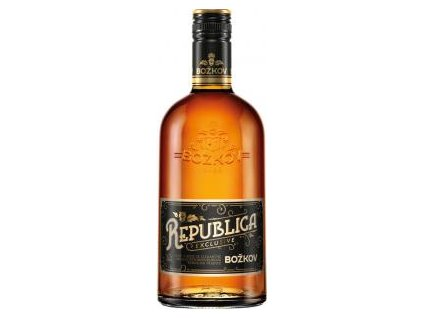 Božkov Republica Exclusive (0,7l)