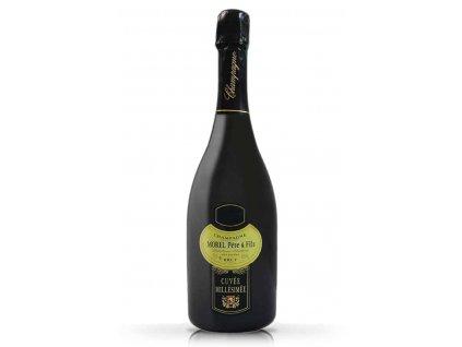 champagne morel millesime