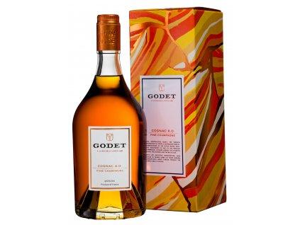 Godet Cognac XO bt etui