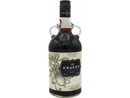 Kraken Black Spiced (0,7l)