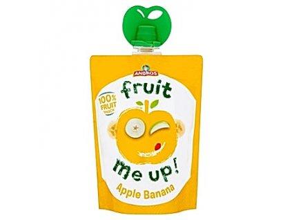 andros fruit me up przecier z jablek i bananow 90 g mi6bb7