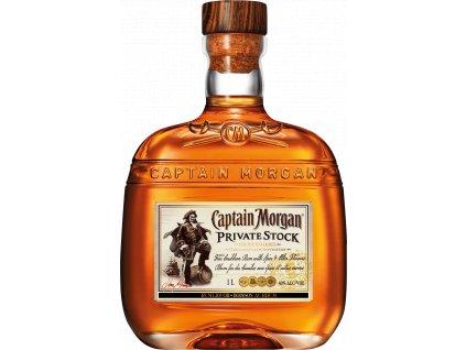 Captain Morgan Private Stock 40% (1,0l)