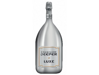 JEEPER # LUXE SILVER JÉROBOAM