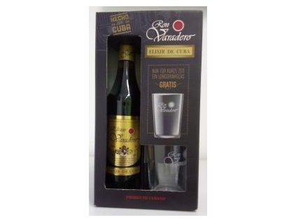 Varadero Elixir 34%(0,7l) v dárkové krabičce se skleničkou