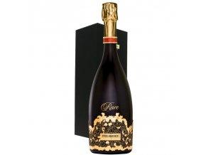 champagne cuvee rare brut 2006 v darkovem boxu