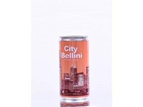 City Belliny Broskev (0,2l)