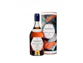 2726 godet cognac single cru 22 ans grande champagne