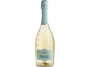 W LCA005 Pizzolato Sparkling Pinot Grigio DOC Extra Dry Organic M USE